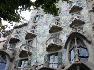 Barcelone, non loin de votre studio de vacances à Banyuls dels Aspres