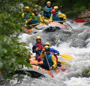 Rafting-fun - location toute période 66