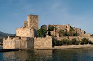 Château de Collioure - Location de vacances 66